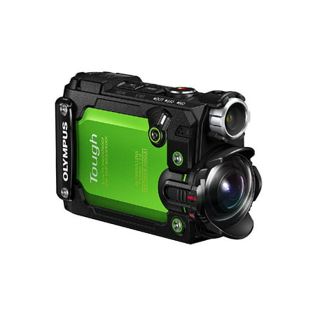 Olympus Tough Digital Camcorder, Green