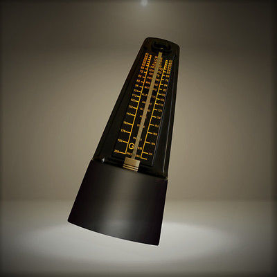 CANTUS Mechanical Metronome for Piano Drum Violin Guitar by