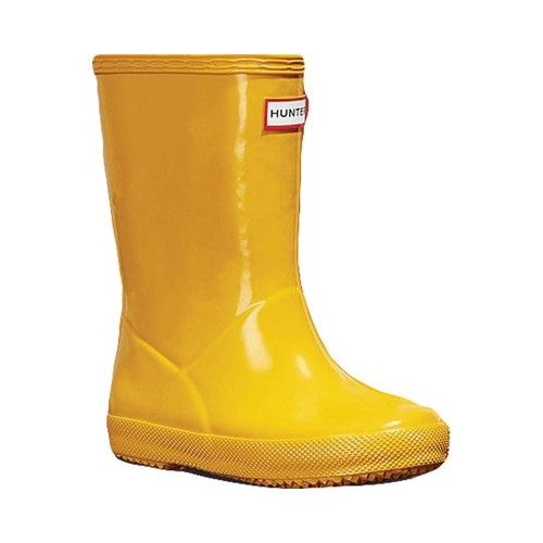 Hunter Kids First Gloss Rain Boot