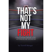 Thats Not My Fight - eBook