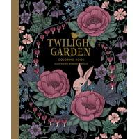 Color Bk-Twilight Garden Color (Hardcover)