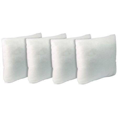 California Pillow 20 X 20 Set Of Four Premium Hypoallergenic