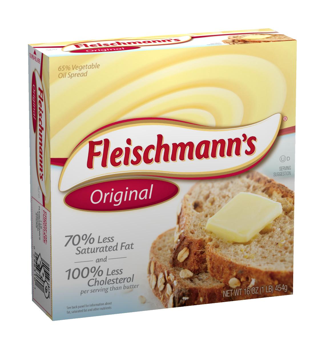 Fleischmann's Original Margarine, 16 oz