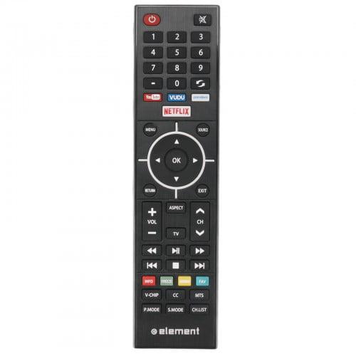 Genuine New Element OTT Smart TV Remote Compatible with Element Smart TV ELSJ5017, ELSW3917BF, E4SFT5517, E4SFT5017, E4STA5017