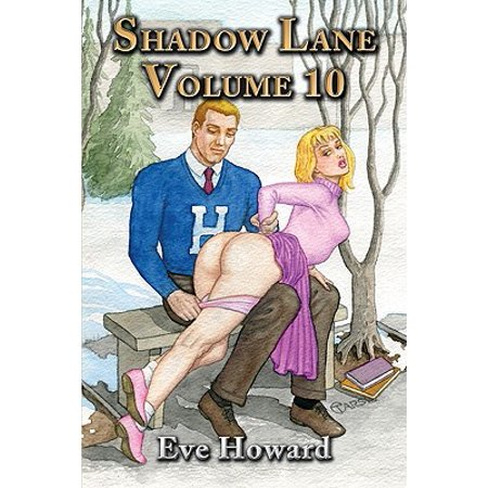 Shadows Stand - Shadow Lane Volume 10: The Spanking Adventures Of Amanda Sands - eBook