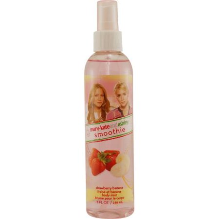 Mary Kate And Ashley 8686317 Mary-kate & Ashley By Mary Kate And Ashley Smoothie Strawberry Banana Body Mist 8 Oz - Halloween Mary Kate And Ashley