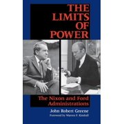 America Since World War II: The Limits of Power (Hardcover)