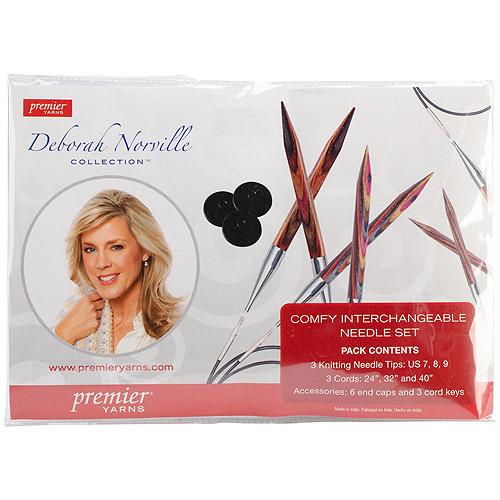 Premier Yarns Deborah Norville Fixed Circular Needles 10.5//6.5mm 40-Inch