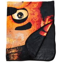 """Five Nights at Freddy's 48"""" x 60"""" Plush Throw Blanket, Officially Licensed by BIOWORLD By Bioworld"""