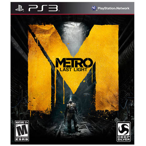 Metro: Last Light (PS3) - Pre-Owned