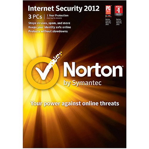 Symantec Norton Internet Security 2012 - 1 User / 3 PC [O...