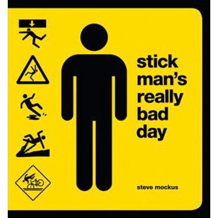 Stick Man's Really Bad Day - eBook
