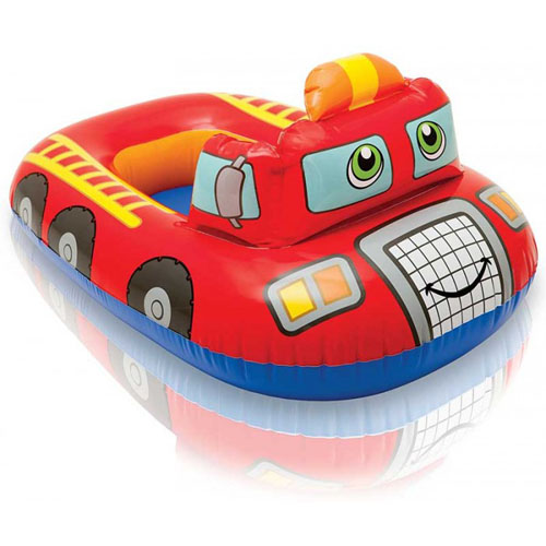 Intex Pool Cruiser Float - Fire Truck
