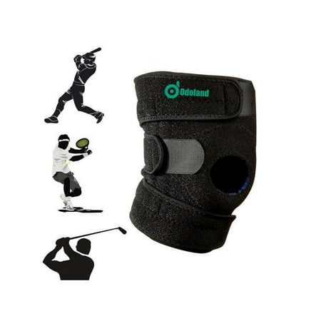 Breathable Non-slip Knee Brace with Patella Stabilizer Kneecap Support for hiking, running, basketball