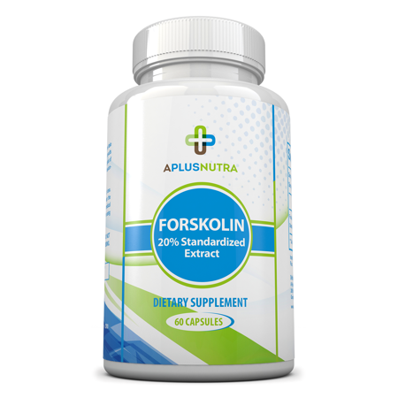 Forskolin 250Mg Maximum Dosage For Fast Results  Standardized To 20    250Mg Per Capsule With 50Mg Of Active Forskolin  Coleus Forskohlii   All Natural Appetite Suppressant 60 Caps By A Plus Nutra