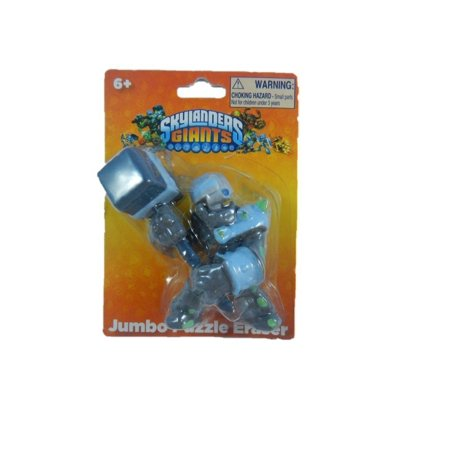 Jumbo Puzzle Eraser 'Crusher' Skylander Giants - Skylanders Giants Crusher