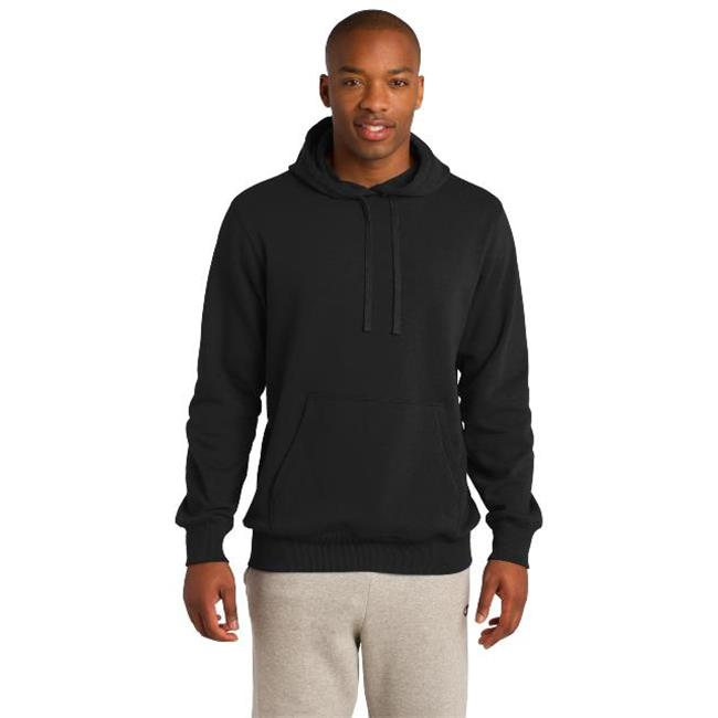 Sport-Tek® Pullover Hooded Sweatshirt. St254 Black L - image 1 of 1