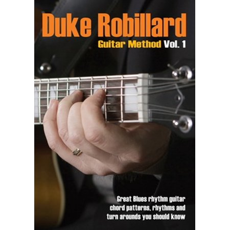 Duke Robillard: Guitar Method Volume 1 (DVD) (Best Guitar Instructional Videos)
