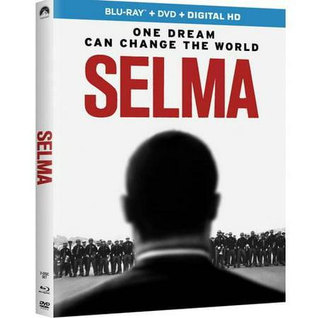 Selma  Blu Ray