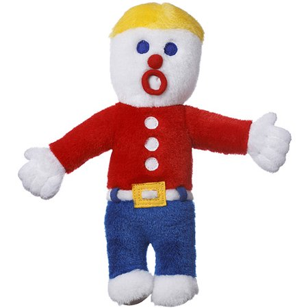 Multipet International 16715 Mr Bill Plush Talking Dog Toy