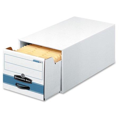 Fellowes Bankers Box Steel Plus Storage Drawers - Internal Dimensions: 9.25