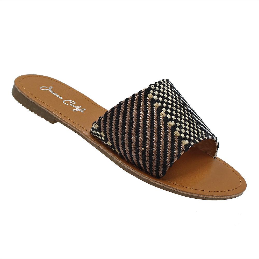 Rio-40 Women Slides Sandals Slippers
