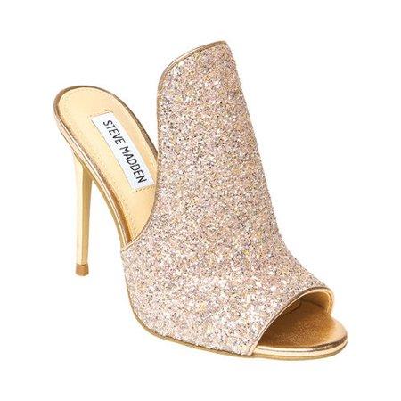 04e316bad1b steve-madden - women s steve madden sinful heeled slide - Walmart.com
