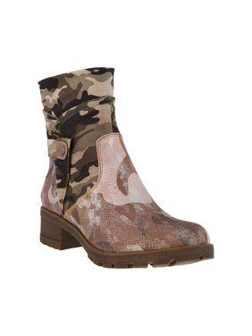 3652940dd Free shipping. Product Image Women s L Artiste by Spring Step Cammo Ankle  Boot