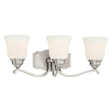 Minka Lavery Savannah Row 3323-84 Bathroom Vanity Light