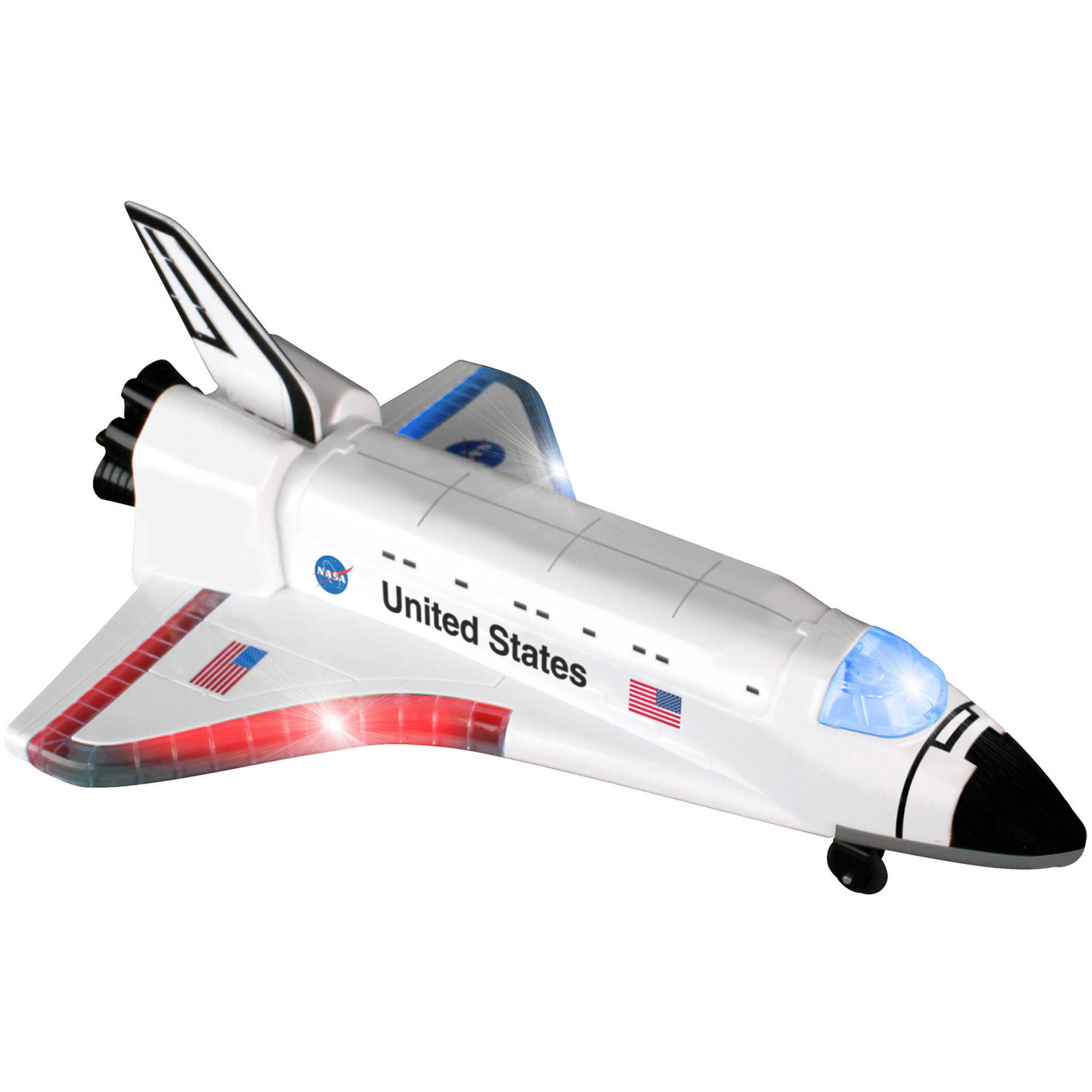 Daron Radio Control Space Shuttle with Lights and Sound by Daron
