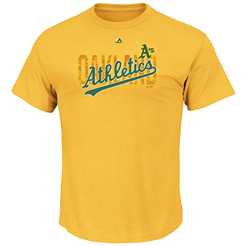Men's MLB Last Rally T-Shirt (XL, Oakland Athletics)