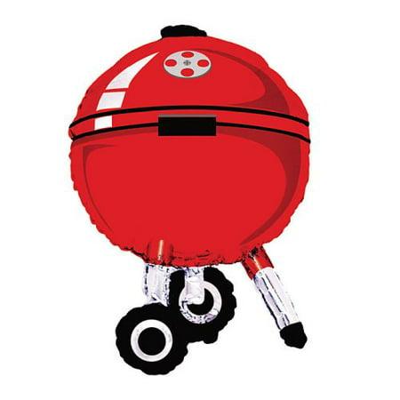 Burton & Burton 36  Bbq Grill Shape Balloon Burton & Burton 36  Bbq Grill Shape Balloon