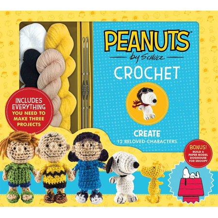Crochet Kits Peanuts Crochet Other Walmartcom