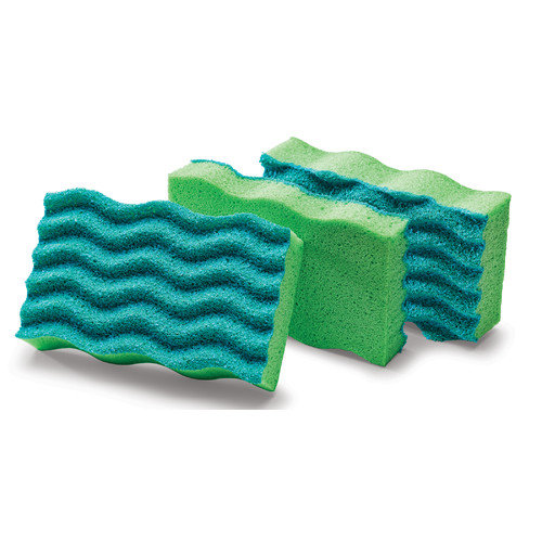 Libman Anti-Bacterial Sponge (Pack of 3)
