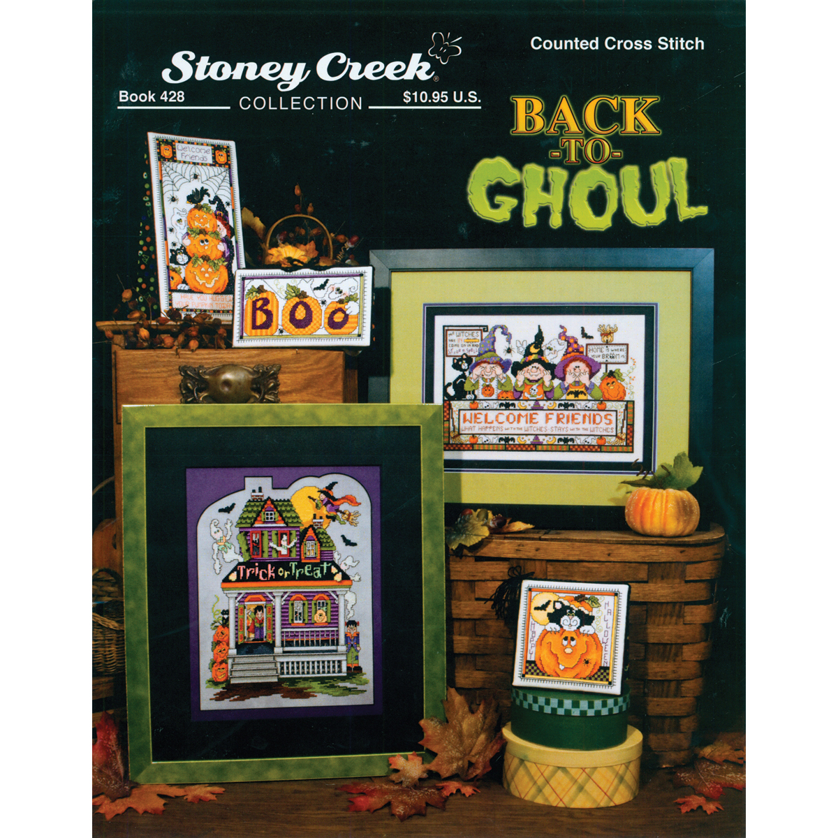 Stoney Creek Back-To-Ghoul