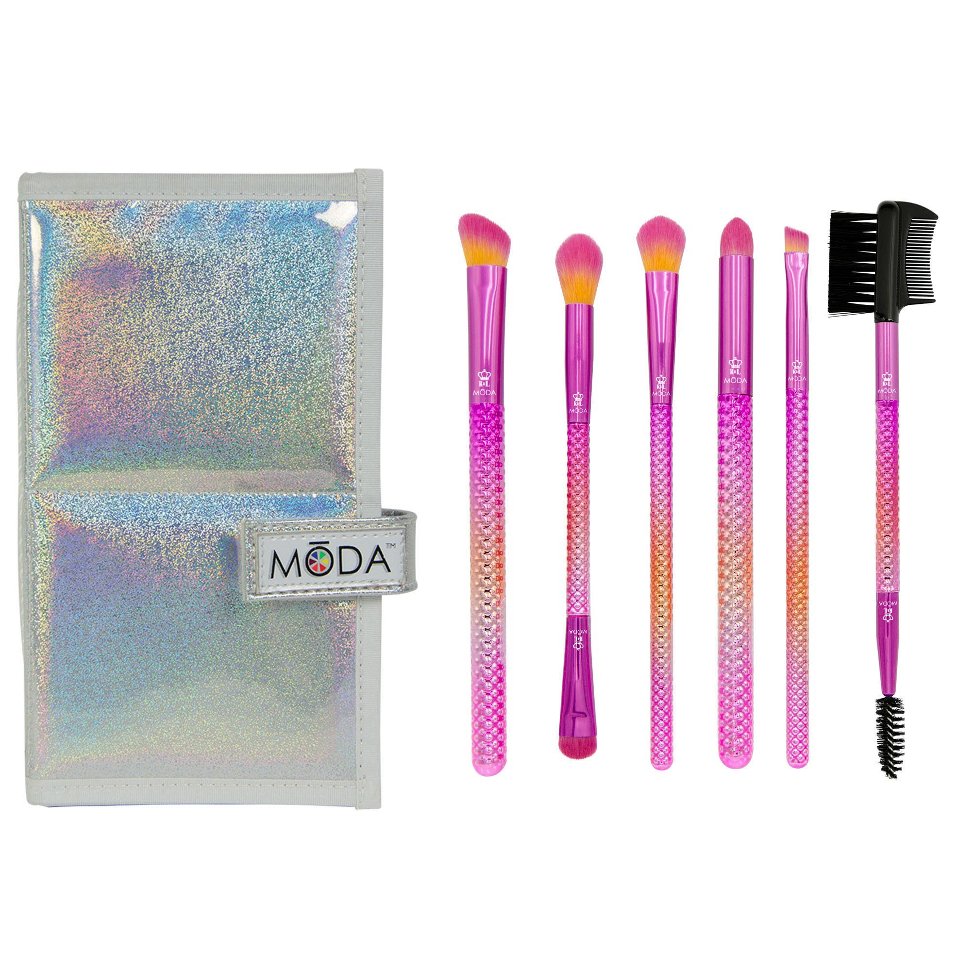 Royal & Langnickel Moda Prismatic 7pc Beautiful Eyes Kit