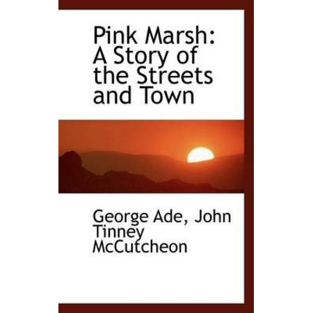 Pink Marsh: A Story of the Streets and Town - image 1 of 1