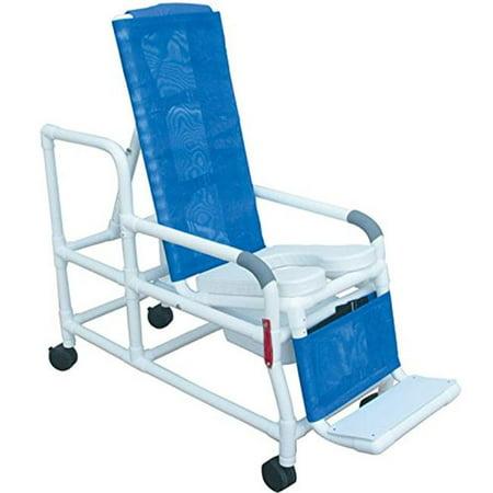 Mjm International 193 Tis Pail Reclining Shower Chair