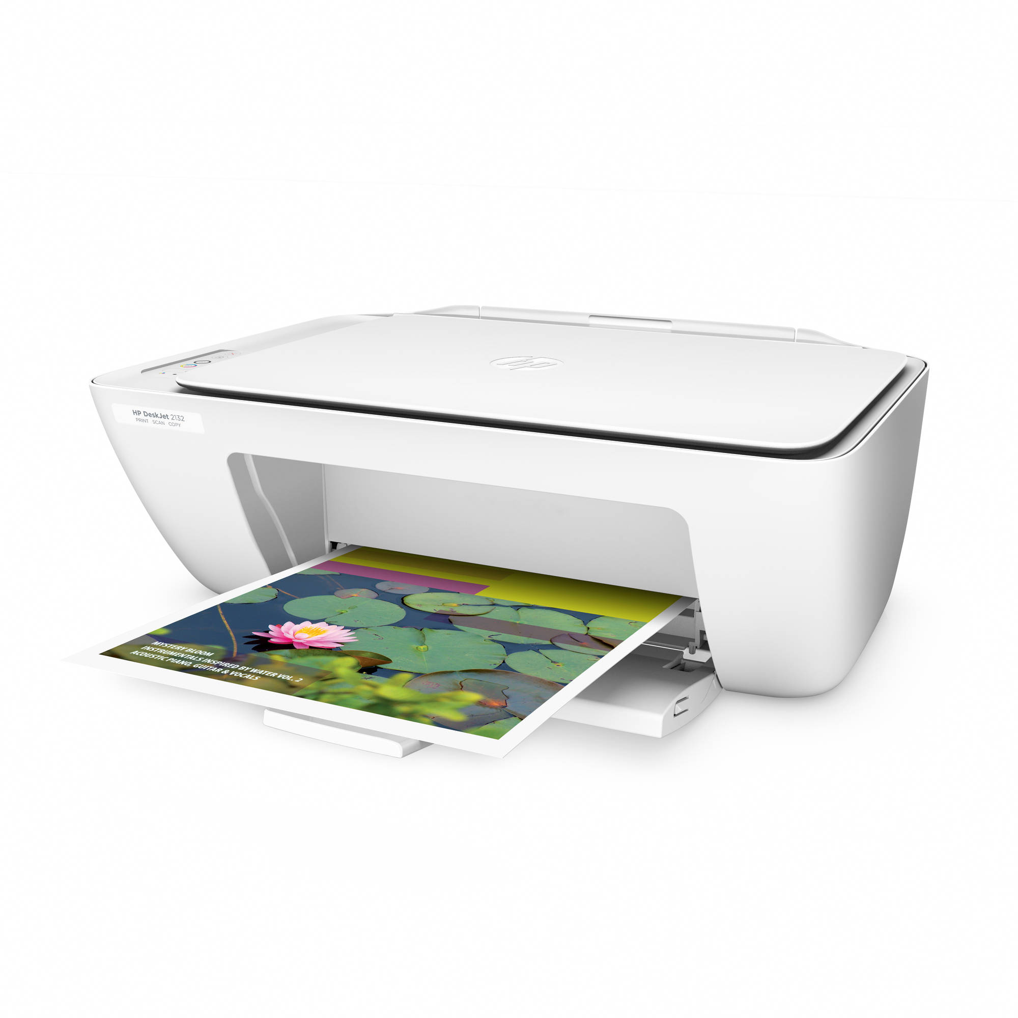 HP Deskjet 2132 All-in-One Printer/Copier/Scanner - Walmart.com