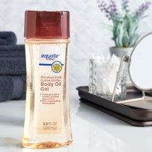 Body Washes & Gels: Equate Body Oil Gel