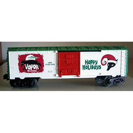 vapor records/happy holidays boxcar