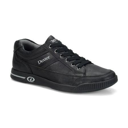 Black Right Hand Bowling Shoe (Dexter Mens Keegan Plus Bowling Shoes- Left Hand - Black)