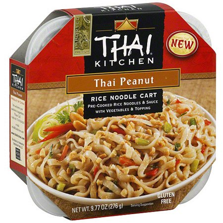 Thai Kitchen Thai Peanut Rice Noodle Cart, 9.7 oz (Pack of 6 ...