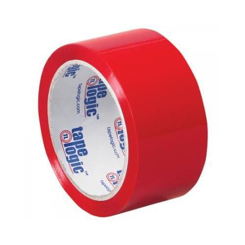 Red Carton Sealing Tape SHPT90122R6PK