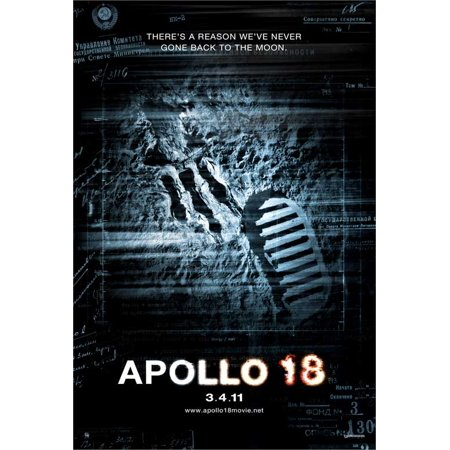 Apollo 18 (2011) 11x17 Movie - Apollo 18 Poster