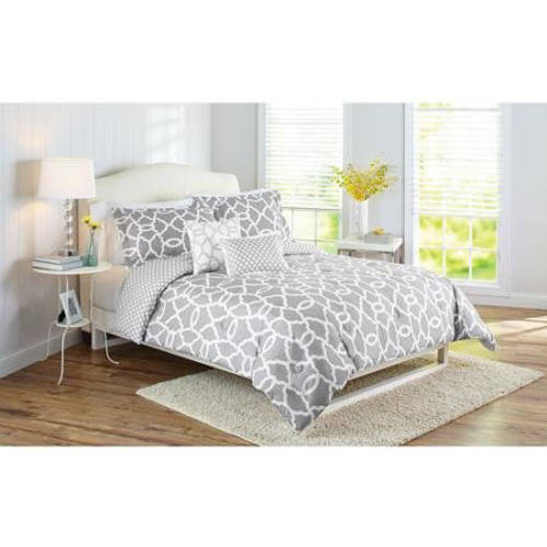 Better Homes and Gardens Irongate 5-Piece Bedding Comforter Set