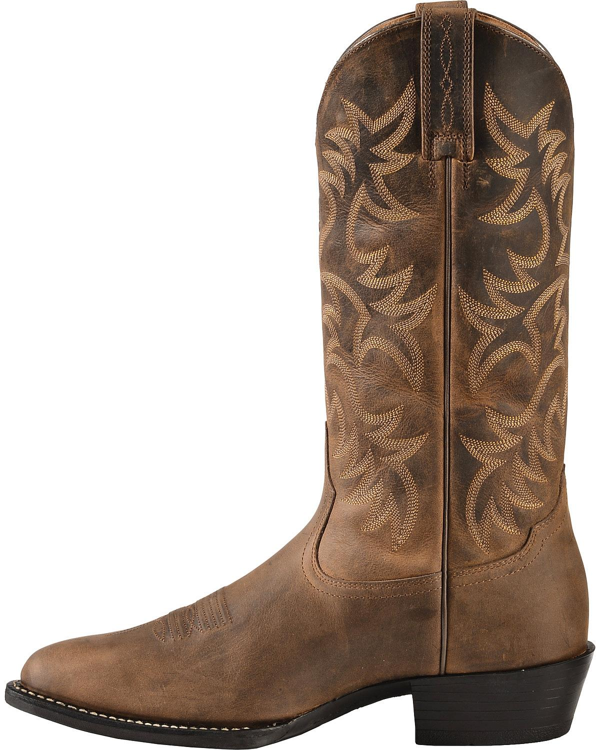 Ariat Men's Western Heritage R Toe Affordable and personalized shoes