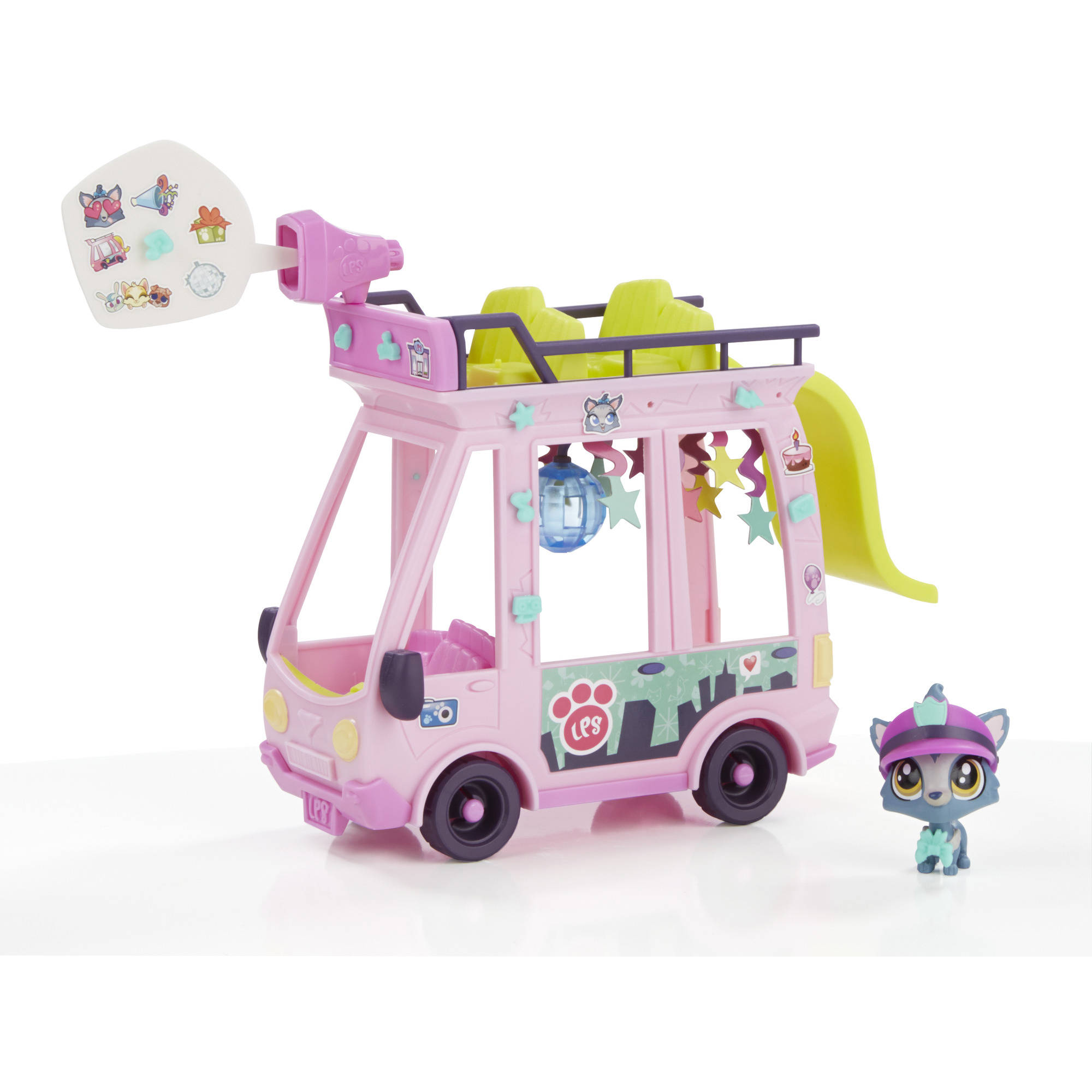 Littlest Pet Shop LPS Shuttle   Walmart.com