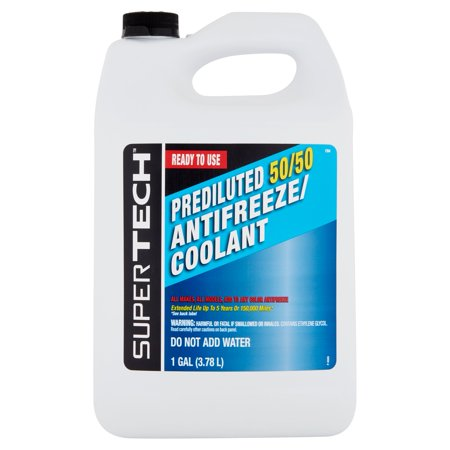 Super Tech Anti Freeze - Bob Is The Oil Guy - A Review of ...