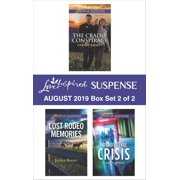 Harlequin Love Inspired Suspense August 2019 - Box Set 2 of 2 - eBook